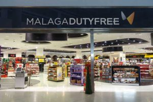 Shops at Malaga Airport