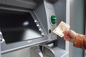 Financial services and ATM machines