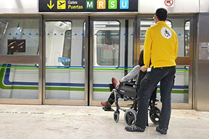 Disabled Facilities at Malaga Airport