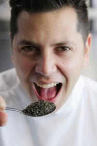 """Diego Gallegos """"Caviar Chef"""" (Sollo)"""
