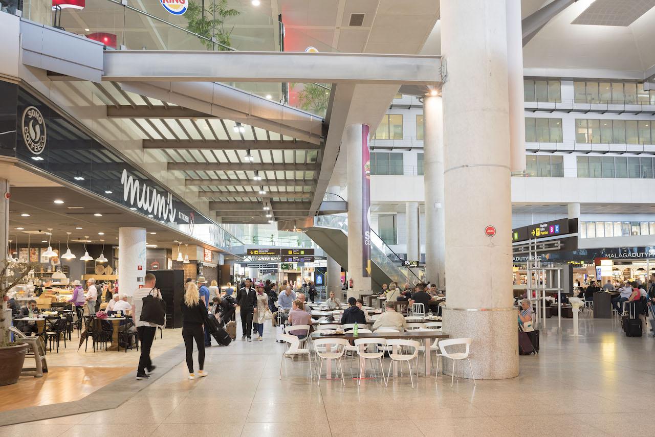 Meet & Assist service at Málaga-Costa del Sol Airport