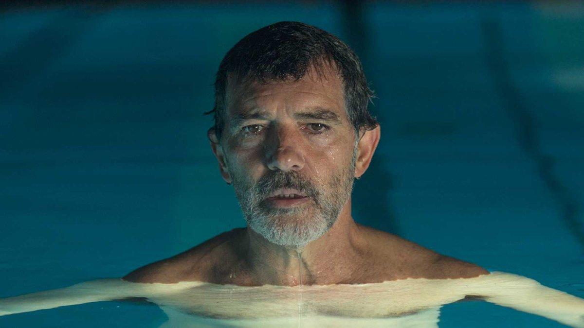 """Antonio Banderas in """"Dolor y Gloria"""""""