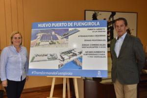 Presentation new Fuengirola port