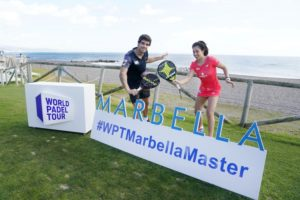 World Padel Tour presentation in Marbella