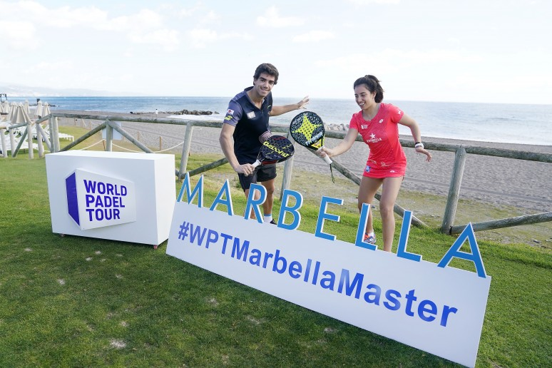 World Padel Tour presentation in Marbella